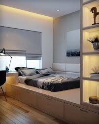 Make Platform Bed Storage by Best 25 Platform Bedroom Ideas On Pinterest Diy Platform Bed