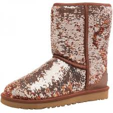 ugg sale clearance ugg multi bronze sparkles boots for clearance sale outlet