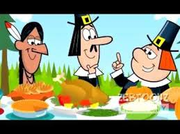the story of thanksgiving summary and animation