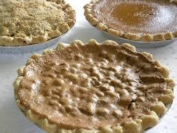 my favorite thanksgiving pies