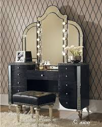Bedroom Makeup Vanity With Lights New Bedroom Makeup Vanity With Lights Design Wallpaper Small With