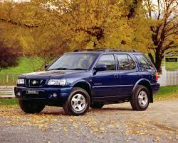 opel frontera engine holden frontera mx specs 1997 1998 1999 2000 2001 2002