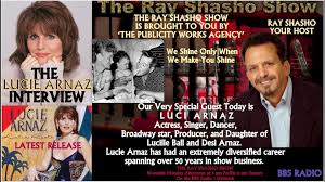 lucie arnaz talks u0027i love lucy u0027 and more on the ray shasho show