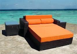 outdoor wicker daybeds outdoor wicker daybed with canopy designs
