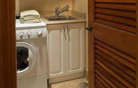 washer that hooks up to sink how to install a basement laundry sink laundry sink installation