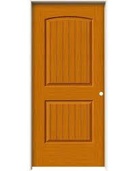 Jeld Wen Interior Door Big Deal On Jeld Wen 36 In X 80 In Santa Fe Saffron Stain Left