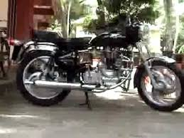 new royal enfield bullet electra 5s youtube