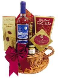italian gift baskets swell zinfandel wine gift basket by pompei baskets