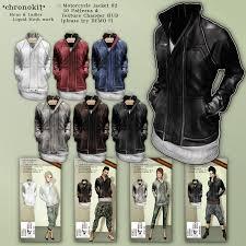 motorcycle jacket store chronokit