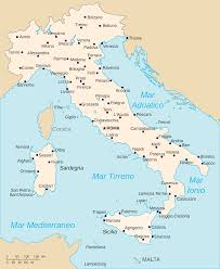World Map Of Italy by File Map Of Italy It Svg Wikimedia Commons
