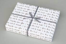 wedding wrapping paper gift wrap tags nancyandbetty