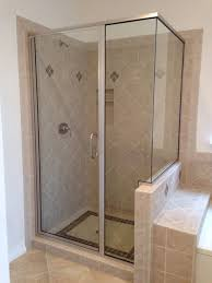 new bathroom shower enclosure from pikes peak glass