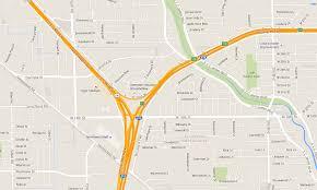 traffic map houston ih 610 us 290 interchange reconstruction houston tx idcus