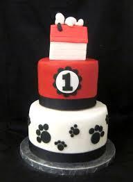 snoopy cakes fondant snoopy doghouse tutorial joli cake