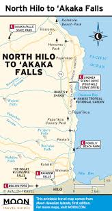 Island Beach State Park Map by Printable Travel Maps Of The Big Island Of Hawaii Moon Guides