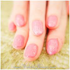 gel nail polish tutorial violet lebeaux tales of an ingenue