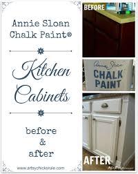 Laminate Kitchen Cabinet Makeover by Kitchen Cabinet Makeover Annie Sloan Chalk Paint Kitchen