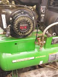 air compressor will not start