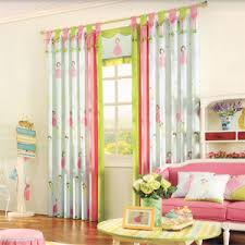 Cute Pink Blackout Curtains For Kids RoomNo Valance - Room darkening curtains for kids