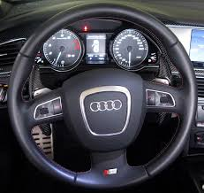 audi a4 paddle shifters carbon fiber paddle shifter edition audi dsg r tronic