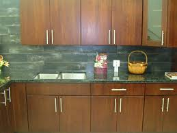 slab door kitchen cabinets flat cabinet doors contemporary panel kitchen cabinets 4 4e cherry