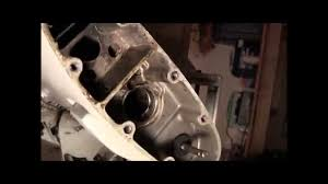 water pump impeller replacement 1982 johnson 9 9hp outboard youtube