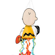spring peanuts charlie brown snoopy windsock windsocks
