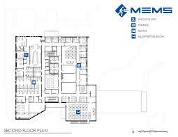 Metropolitan Condo Floor Plan Metropolitan Emergency Medical Services Mems Headquarters