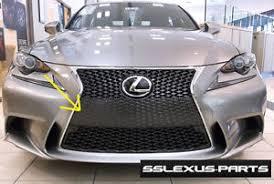 lexus is250 f sport lexus is250 is350 2014 2015 oem f sport front lower radiator