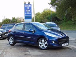 peugeot approved cars used peugeot 207 sport manual cars for sale motors co uk