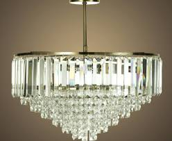 Small Glass Chandeliers Chandelier Transform Gold Urchin Chandelier Affordable 499 From