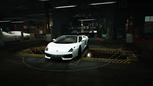 Lamborghini Gallardo Lp560 4 Spyder - image garage lamborghini gallardo lp560 4 spyder white jpg nfs