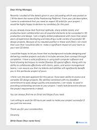 cover letter name how to write a cover letter with professional sles webson