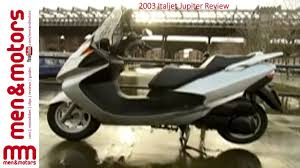 2003 italjet jupiter review youtube
