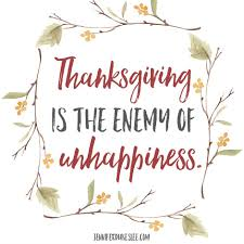 what is the story of thanksgiving the one principle that can save your thanksgiving u0026 your life