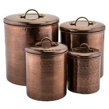 stunning brilliant rustic kitchen canister set best 20 canister