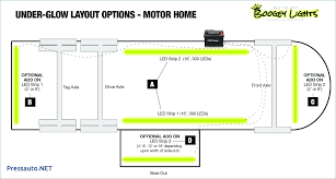 utility trailer lights wiring diagram small led glow light