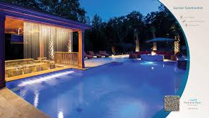 custom pools u0026 renovations in charlotte nc poolscaping houses