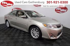 pre owned toyota camry for sale used certified pre owned toyota camry hybrid for sale edmunds