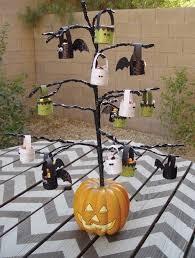 Decorated Halloween Trees Halloween Decorating Ideas And Inspiration Popsugar Moms