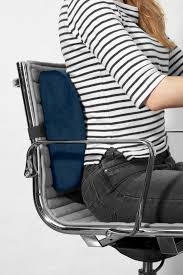 officegym launches new memory foam lumbar cushion for back support