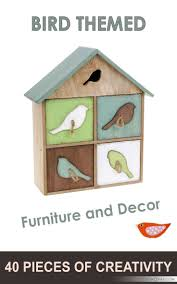 bird themed furniture and decor 40 pieces of creativity cool