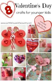 valentine u0027s day crafts for younger children preschool and early