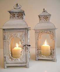 vintage shabby chic decorating ideas shabby lanterns with