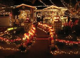 christmas light displays los angeles best christmas lights and awesomely decorated homes around los