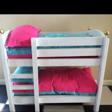 Bunk Bed For Dolls Brilliant American Bunk Bed Bunk Beds American Dolls