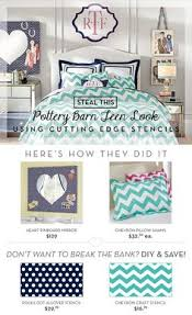 Pottery Barn Teen Comforter U0027s Room Above The Bed Collage Pottery Barn Teen Bedding