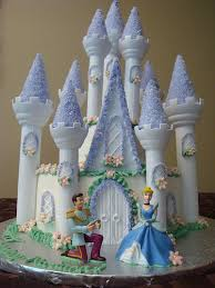 cinderella castle cake topper cinderella castle cakes for your kids birthday cakes