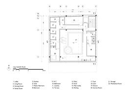 residential floor plan gallery of khazar residential building s a l design studio 20