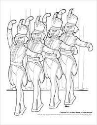 Nutcracker Puppet Theater Ballet Studios Kid